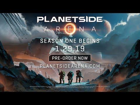 PlanetSide : Arena