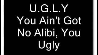 U.G.L.Y - Daphne And Celeste - Lyrics