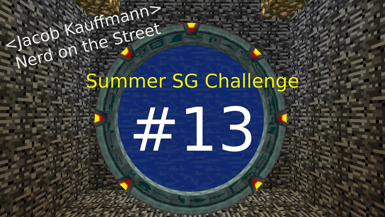 Episode 13 - Summer SG Challenge