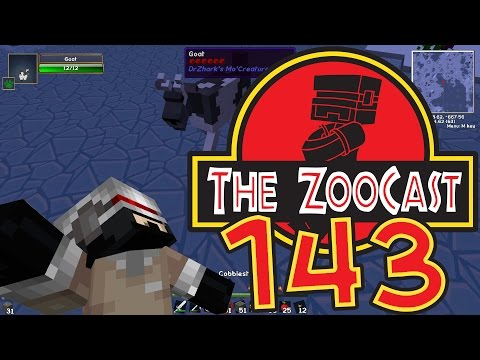 Minecraft Jurassic World (Jurassic Park) #143 GOAT Y U DO DIS! (1080p 60fps)