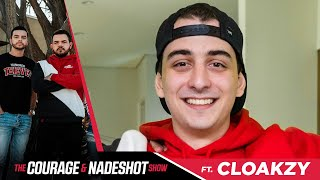 Cloakzy - The CouRage And Nadeshot Show #4