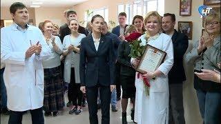 Заместитель главврача ЦГКБ Виолетта Костыркина победила во Всероссийском конкурсе «Лучшие руководители»