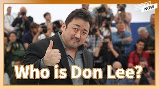 "All about Don Lee Ma Dong-seok: Marvel's Gilgamesh of ""The Eternals"""