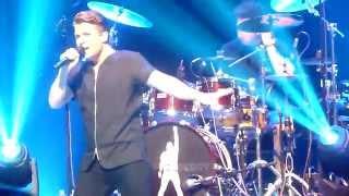 Until The Stars Run Out - Joe McElderry - SYSA tour, Basingstoke