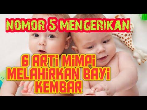 6 Arti Mimpi Melahirkan Bayi Kembar | Nomor 5 Mengerikan???