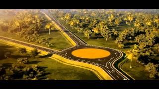 preview picture of video 'GAUFF - Construção de estradas: Projecto Port-Gentil – Omboué'