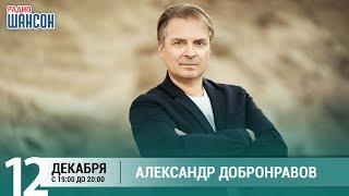 Александр Добронравов в гостях у Ксении Стриж («Стриж-Тайм», Радио Шансон)