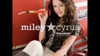 Miley Cyrus-Someday w/lyrics FULL