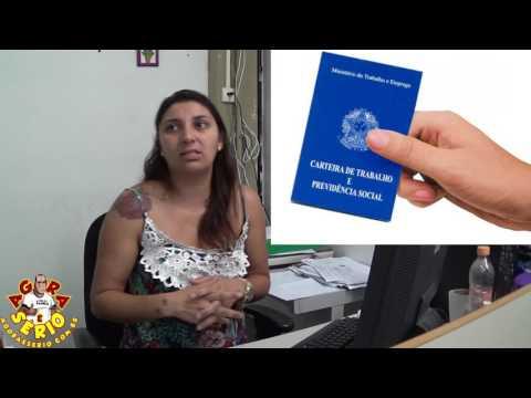 Flávia do Pat garante que a partir de Terça - Feira dia 7 de Março estará regularizado a situação da emissão das carteira de trabalho