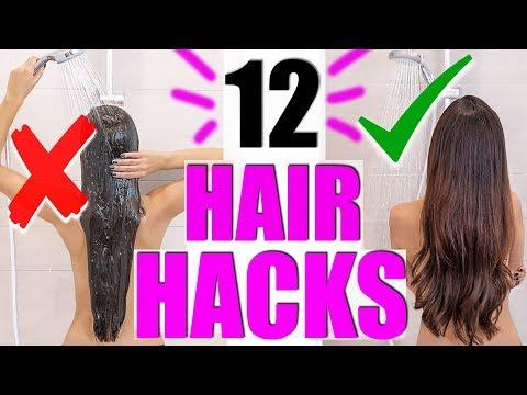 Der Grund des Haarausfalles bei den Frauen in 20 Jahre