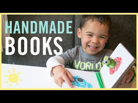PLAY | HANDMADE BOOKS!