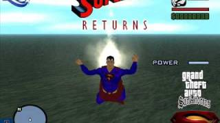 preview picture of video 'Loquendo-Como instalar modo superman en GTA San Andreas y como se maneja'