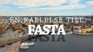 EN KALLELSE TILL FASTA, rapport från Sverigeturnén