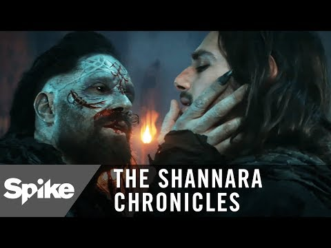 The Shannara Chronicles 2.09 Clip 'Summon The Warlock Lord'
