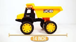 Konstrukční stroj JCB