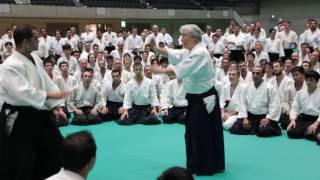 12th International Aikido Federation Congress - Class Highlights: Yoshimitsu Yamada