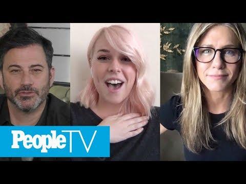 Jennifer Aniston Surprises Utah Nurse Who Contracted COVID-19: 'You're Just Phenomenal'   PeopleTV
