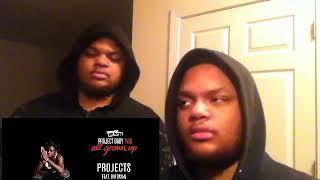 Kodak Black - Projects (feat. Birdman) [Official Audio]    Identical Twins Reaction