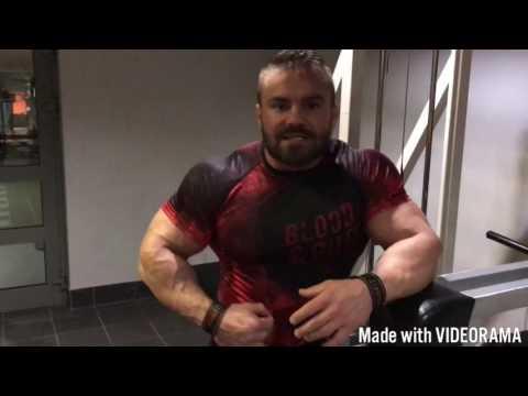 Pull-up w celu zwiększenia masy mięśniowej