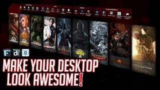 Make your desktop look AWESOME! | 2018