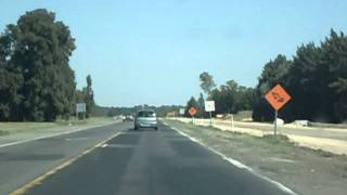 preview picture of video 'Ruta 7-enero 2012'