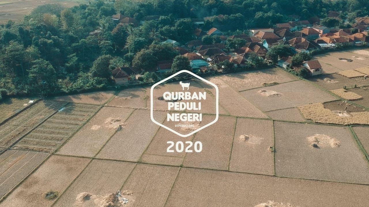 Qurban Peduli Negeri 2020 | 1441 H