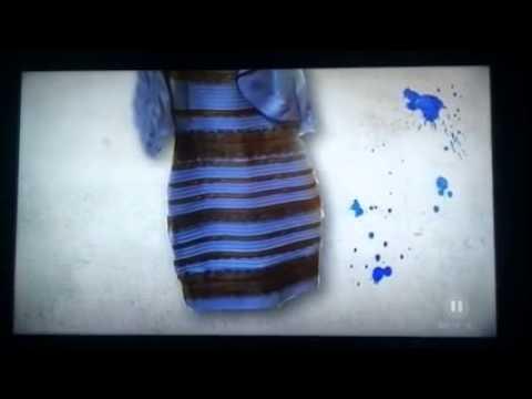 #thedress DIE AUFLÖSUNG! - Diese Farben hat das Kleid wirklich!