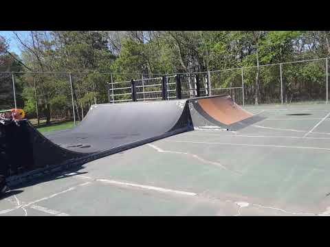 Mendota Mn Skate park quick walkthru