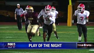 Play of the Night - Week Five