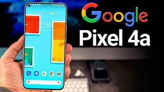 Google Pixel 4a - Here It Is!