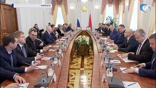 Итогом визита делегации Новгородской области в Республику Беларусь стало соглашение о сотрудничестве