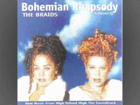 The Braids - Bohemian Rhapsody (Official Remix) ᴴᴰ - смотреть