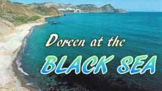 Doreen at the Black Sea