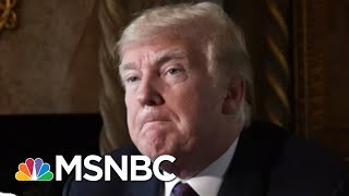Donald Trump Marches To The Beat Of His Own Drum Over Iran Conflict | Deadline | MSNBC