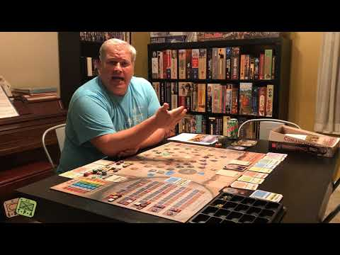 Review: Comancheria from GMT Games - The Players' Aid