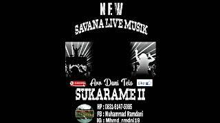 Gambar cover SAVANA LIVE MUSIK TERBARU AKHIR 2018 Arr Dani Telo LIVE SUKARAME II