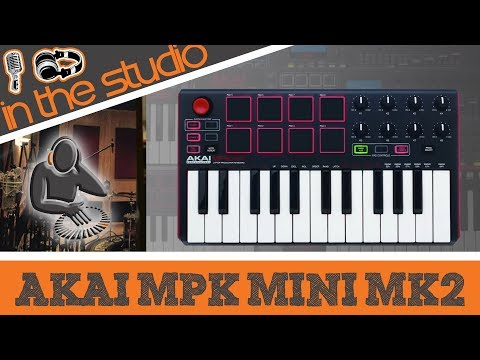 AKAI Professional MPK Mini MK2 (Keyboard)