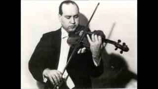 Stravinsky - Violin concerto - Oistrakh / Kondrashin
