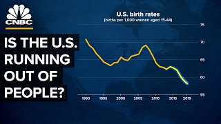 Is The U.S. Running Out Of People?