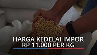 Harga Kebutuhan Pokok di Pasar Raya Padang Rabu (3/2/2021), Kedelai Impor Rp 11.000 Per Kg