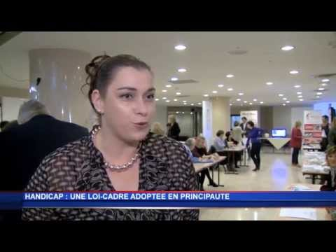 Journée international du Handicap 2014 : interview d'Anne Eastwood