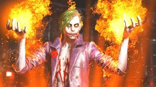 Injustice 2 - Joker Performs All Super Moves/Super Move Swap Mod (PC MOD)