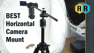 ALZO Horizontal Camera Mount for Overhead Product Photography