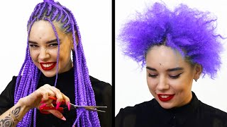 25 HAIR TRANSFORMATIONS THAT CHANGED THE GIRLS' LIVES