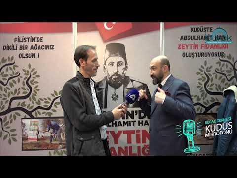Erkan İlyas Helvacı (Genç Aktivistler Başkanı) ile Kudüs Mikrofonu Röportajı