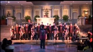 Stepping Up – Tabor Hill College OAD Choir under Maestro Dennis Gregory A. Sugarol