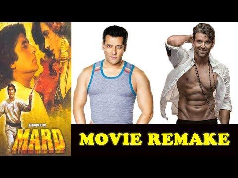 21 Interesting Facts| Mard Movie Remake | Salman Khan, Hrithik roshan, Shahrukh khan |