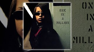 Aaliyah -  Never Givin' Up [Audio HQ] HD