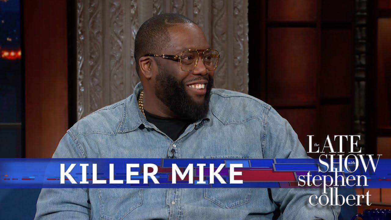 Killer Mike Started 'The Church Of Sleep' thumbnail