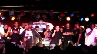 Capone N Noreaga- Bang Bang @ BB King's Funk Flex Bday 8/11/10